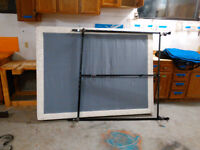 free box spring frame is gone