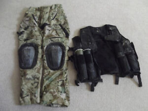 good quality paintball clothes and accessories