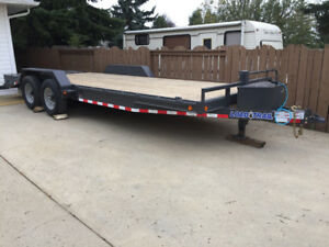 2018 Load Trail Car Hauler / Construction / Equipment Trailer 22