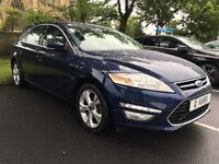 2011 (61) Ford Mondeo 1.6 TDCI Titanium / 123K 10 main dealer stamps in the book / 12 month MoT /