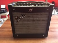 Fender Mustang V2 guitar amplifier