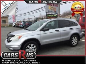 2010 Honda CR-V AWD LX     NO TAX sale on now....1 week only!!