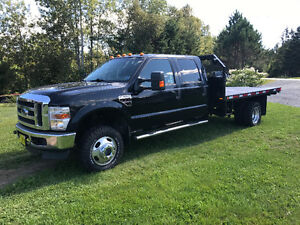 2009 Ford F-350 XLT Diesel  4x4 Dually Cab & Chassis