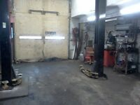 DO IT YOURSELF AUTO SHOP FOR RENT