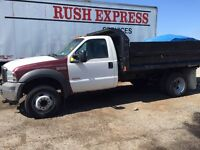2005 Ford F-550 Coupe (2 door) Superduty