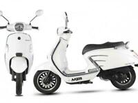 2021 MGB TRIESTE 50cc Automatic Learner Legal Scooter FOR UNDER £2000