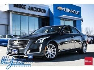 2015 Cadillac CTS Luxury  - Certified - Leather Seats