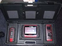 snap on diagnostic scanner 2 channel oscilloscope