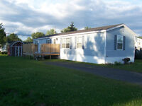 Large 3 bedroom / 1 bath Mini Home / Minihome for RENT August