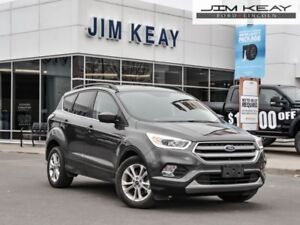 2017 Ford Escape SE  - Bluetooth -  Heated Seats - $94.43 /Wk