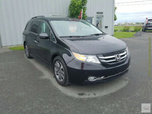 HONDA ODYSSEY - PRE PURCHASE INSPECTION SERVICE