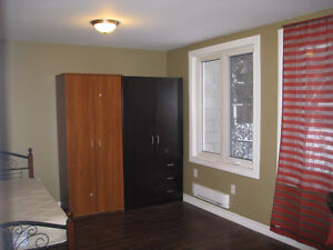 Large Bright Room for Male Roommates on St Clair Ave W.