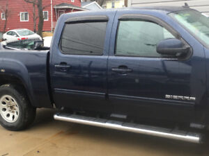 2010gmc crew cab parts only