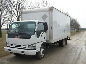 2007 GMC W5500HD  cabover