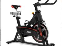 JLL IC300 PRO INDOOR CYCLING BIKE