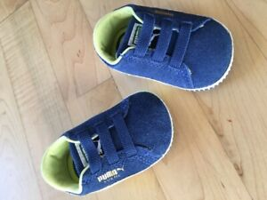 Puma Baby Shoes Size 2
