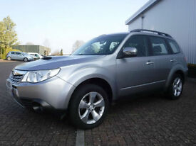 Subaru Forester 2.0D XS Boxer AWD Left Hand Drive(LHD)