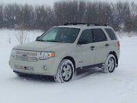"Ford Escape XLT ""HEATED LEATHER, SUNROOF !!!"""