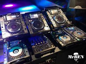 Book A DJ - The Mr Ben Agency
