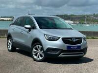 2019 Vauxhall CROSSLAND X 1.2T ecoTec [110] Tech Line Nav 5dr [6 Spd] [S/S] HATC