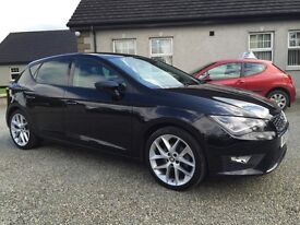 2013 SEAT LEON FR FOR SALE