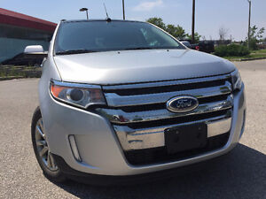 2011 Ford Edge SEL AWD Leather Navi - Free Warranty Included