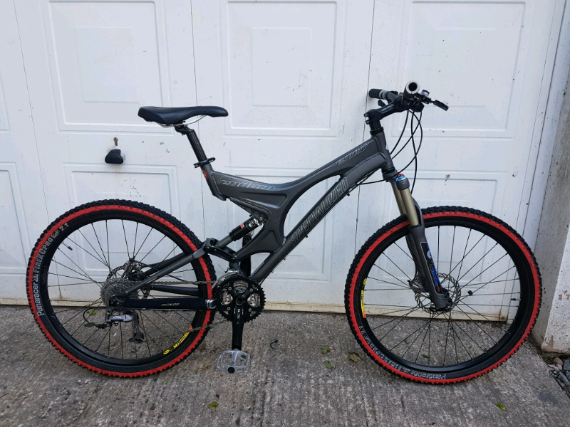 Specialized fsr enduro expert dh mtb mountain bike | in Topsham, Devon |  Gumtree