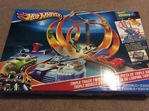 Hot wheels new in box