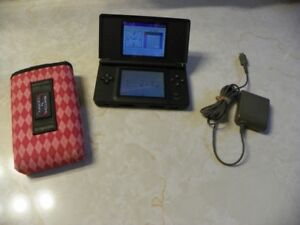 Nintendo DS Lite with Case