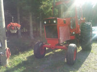 tracteur international model 786 prix 8000$ ou echange