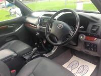 2003 Toyota Land Cruiser 3.0 D-4D LC4 - FSH - New MOT - 105000 Miles