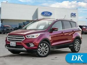 2018 Ford Escape Titanium  **Certified Pre-Owned, 1.9% Financing