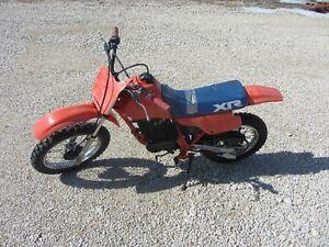 1985 Honda XR 80