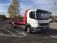 Mercedes-Benz Atego 924 9.5tn Tilt and Slide Recovery Truck 08 Reg