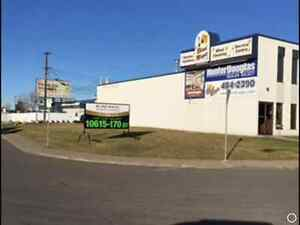 FREE 25' wide lighted Canopy sign. Vynil awning sign.Paid $6,000