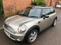 2007 Mini Cooper 1.6 panoramic roof