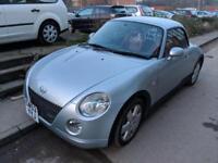 Daihatsu Copen 0.66 CONVERTIBLE - 2003 53-REG - 6 MONTHS MOT