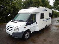 Roller Team Autoroller 200 4 Berth Rear Fixed Bed Motorhome For Sale