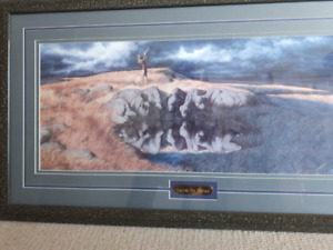 Bev Doolittle Limited Edition; Calling the Buffalo