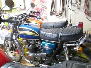 1974 Honda CB450  K4
