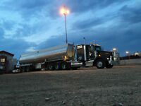 Tank Truck Drivers Wanted