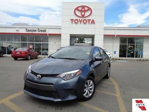 2016 Toyota Corolla $110 B/W LE HEATED SEATS BACK-UP CAMERA CLEA