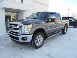 2012 Ford F-350 Lariat, Low KM, Sask. Tax Paid