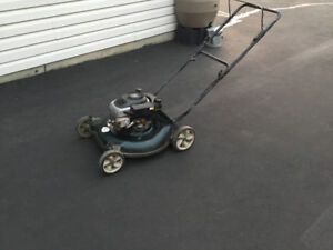 4 1/2 HP Lawnmower