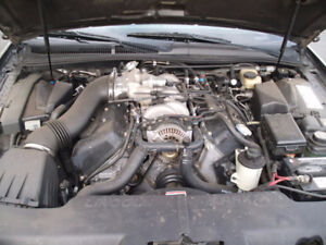 4.6L INTECH 32 valve Engine. 280 HP
