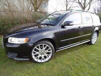2007 Volvo V50 2.0 D R-Design SE Sport 5dr