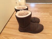 Real uggs size 6.5 fit 5-6 uk