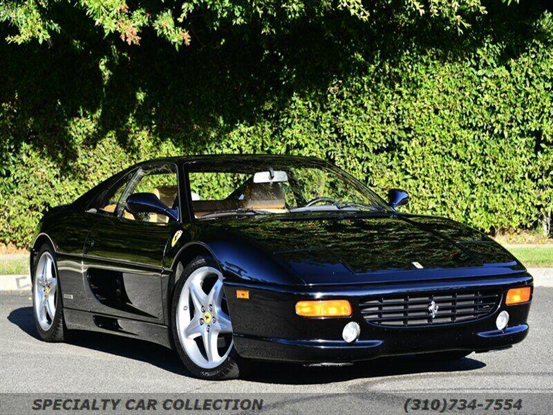 Image 5 Voiture Européenne d'occasion Ferrari 355 1998