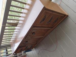 Free antique dresser