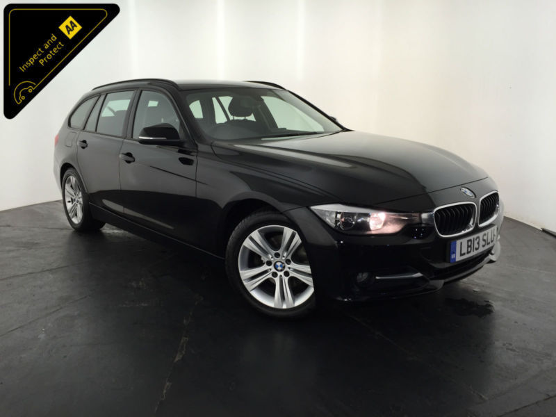 2013 BMW 320D SPORT TOURING ESTATE 1 OWNER BMW SERVICE HISTORY FINANCE PX